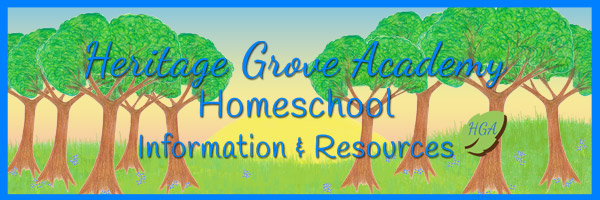 Heritage Grove Academy Homeschool