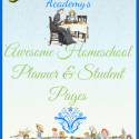 Awesome Homeschool Planner