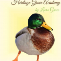 Waterfowl - Ducks, Geese, Swans - Notebooking Writing Journal Pages