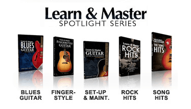 Guitar Mini Courses Blues, Setup, DVD Lessons