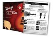 Homeschool Guitar Lesson Book Samples