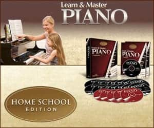 DVD Piano Course for Homeschoolers