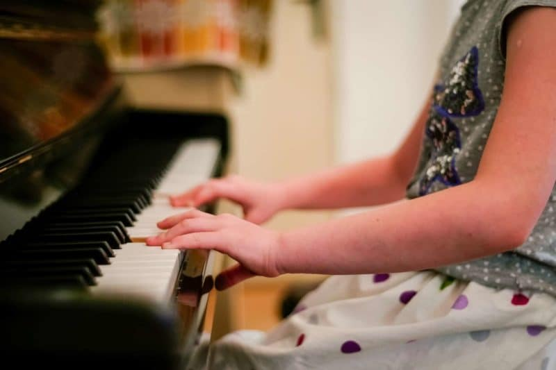 Homeschool Piano Lessons - Complete Course