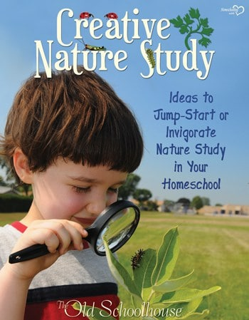 Homeschool Creative Nature Study eBook