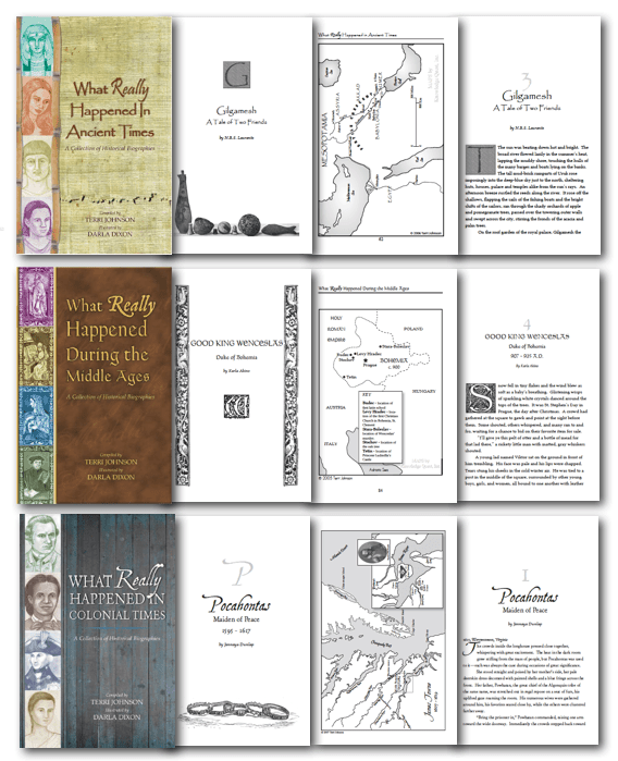 Historical Biographical Fiction Stories Homeschool History