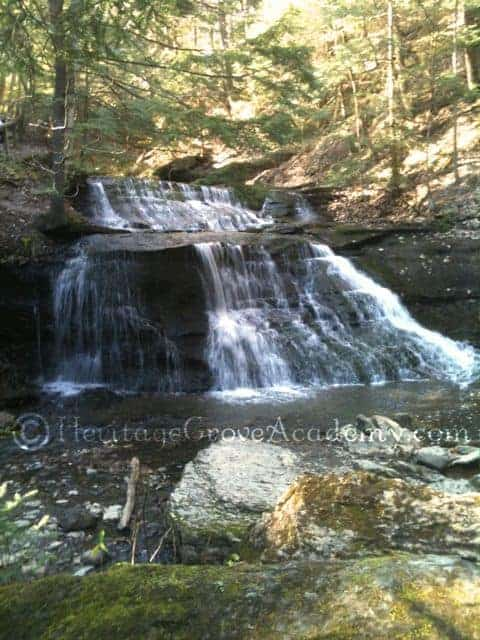 Falls-Hells Hollow, McConnells Mill, PA