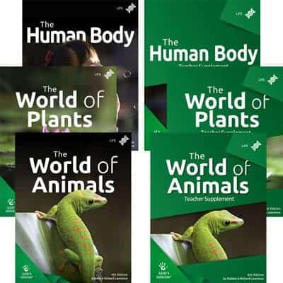 Creation Science Exploring Homeschool Curriculum Plants and Animals