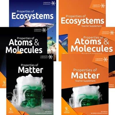 Homeschool Creation Curriculum for Chemistry and Ecology