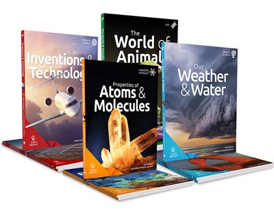 Exploring Science Weather Chemistry Plants Animals Creation Curriculum for Homeschool