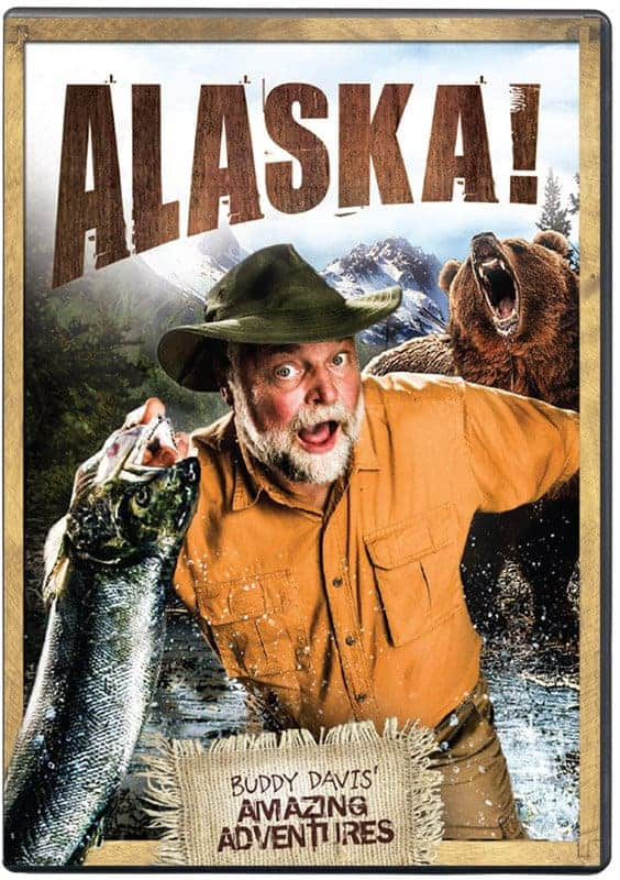 Alaska Creation Adventure DVD
