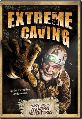 Buddy Davis Amazing Adventures - Caves