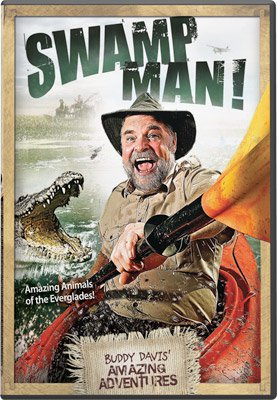 Buddy Davis Swamp Man Adventures