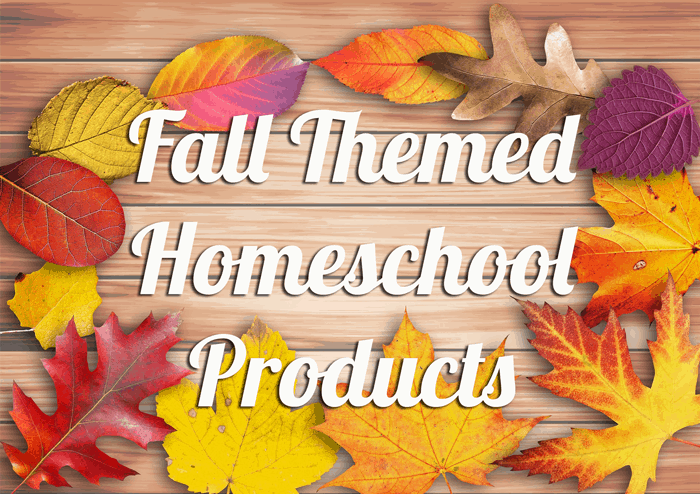 Homeschool Fall Themed Pages