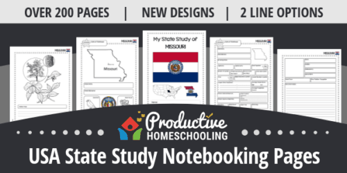 Design Maps Homeschool History Pages
